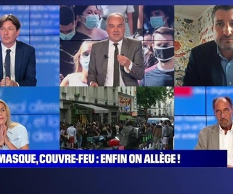 Replay BFM story - Story 4 : Masque, couvre-feu... Enfin on allège ! - 16/06