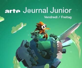 Replay ARTE Journal Junior - 15/01/2021