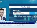 Replay BFM Bourse - Aymeric Lang (Erasmus Gestion) : Recticel à l'achat - 27/07
