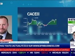 Replay BFM Bourse - Romain Daubry (Bourse Direct) : Quel potentiel technique pour les marchés ? - 13/01