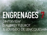Replay Engrenages - Audrey Fleurot et Louis-Do De Lencquesaing