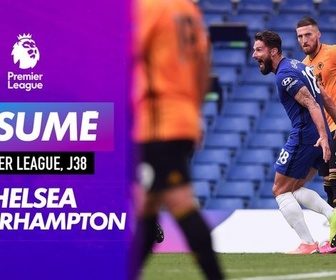 Replay Football - Le résumé de Chelsea / Wolverhampton : Premier League