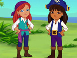 Replay Dora and Friends : au coeur de la ville - Dora et les pirates - Dora & Friends : Au cœur de la ville