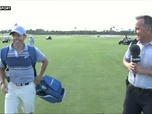 Replay Golf - Petite interview de Rory sur le fairway : PGA Tour