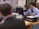 Replay The office saison 8 - The office saison 9 - jim est asiatique