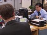 Replay The office saison 8 - The office saison 9 - jim est asiatique