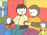 Replay T'choupi et ses amis - S1 E27 : La fête des mères
