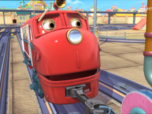Replay Chuggington - S01 E41 - Wilson et le wagon peinture