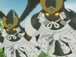 Replay Mini Ninjas - S02 E42 - Un Pouvoir qui donne des Ailes