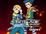 Replay Beyblade Burst Rise - Le sourire de la Chance