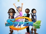 Replay Super 4 - S2 E22 : Etincelle reine des pirates