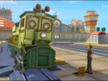Replay Chuggington - S01 E27 - Hodge fait des cachotteries