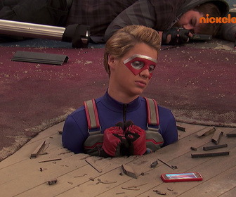 Replay Henry Danger | Coincés !