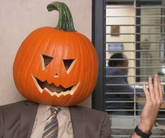 Replay The office saison 8 - The office saison 9 - halloween