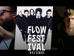 Replay The Cure, James Blake, Father John Misty - Flow Festival 2019