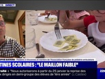 Replay 22h Max - Christophe Batard : J'attendais avec force cette interdiction du brassage des classes à la cantine - 14/01
