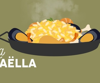 Replay Les carnets de Julie - Paella à la carte !