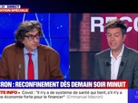 Replay 22h Max - Ce que l'on retient des déclarations d'Emmanuel Macron - 28/10