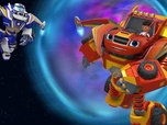 Replay Raccourci Cosmique - Blaze et les Monster Machines