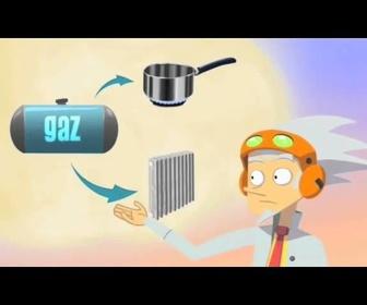 Replay C'est quoi les énergies renouvelables ? - le Professeur Gamberge