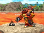 Replay Au secours des Singes - Blaze et les Monster Machines