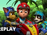 Replay Paw Patrol, la Pat'Patrouille - Mission Dino : Course folle dans la jungle