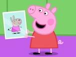 Replay Peppa Pig - S2 E39 : La maison de Rebecca Rabbit
