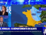 Replay Week-end direct - Neige et verglas : 13 départements en alerte - 15/01