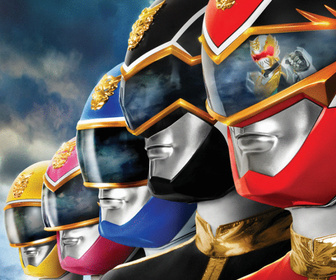 Power Rangers Megaforce replay