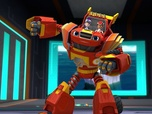 Replay Blaze et le petit lapin - Blaze et les Monster Machines