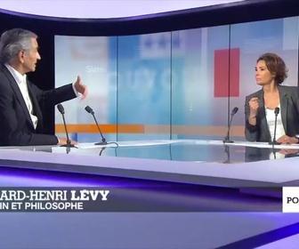 Replay Politique - Looking for Europe : Bernard-Henri Lévy en guerre contre les populismes