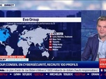 Replay 60 minutes Business - Vous recrutez :Eva Group / The Ridery - 15/01
