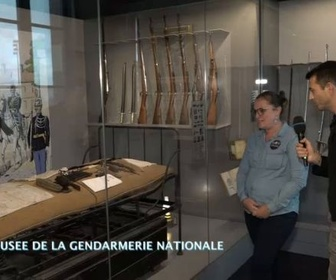 Replay IDF1 Chez Vous - Musee gendarmerie