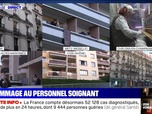 Replay 19H RUTH ELKRIEF - L'hommage au personnel soignant - 30/03