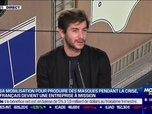 Replay Good Morning Business - Guillaume Gibault (Slip Français) : Le Slip Français devient une entreprise à mission - 27/10