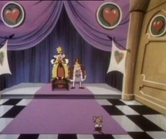 Replay Alice au pays des merveilles - episode 34 benny bunny et les souris à vis