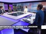 Replay Politique - Conférence de presse d'Emmanuel Macron : le grand oral du président