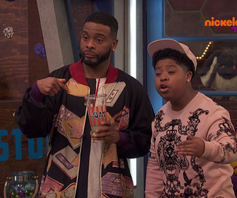 Replay Game Shakers - En plein dans le milk-shake