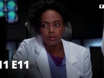 Replay Grey's anatomy - S11 E11 - Besoin d'un miracle