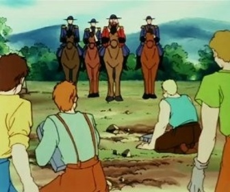 Replay La légende de zorro - episode 28 - vf