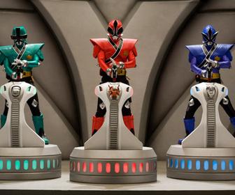 Power Rangers Samuraï replay
