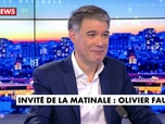 Replay L'interview d'Olivier Faure