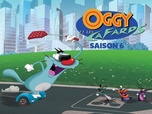 Replay Oggy et les cafards - Robot Oggy