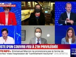 Replay BFM story - Story 3 : Quelles restrictions va-t-il annoncer Emmanuel Macron à 19H55 ? - 14/10