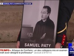 Replay 22h Max - Samuel Paty, l'hommage de la nation