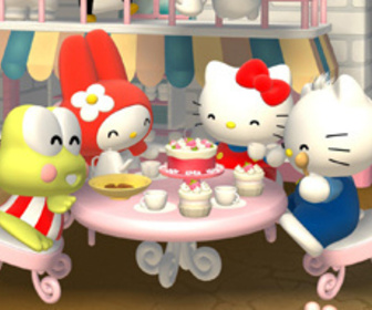 Hello Kitty replay