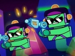 Replay Unikitty - S2 E19 : Tous au laser game