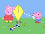 Replay Peppa Pig - S1 E14 : Le cerf-volant