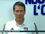 Replay Football - Rudi Garcia avant Lyon / Nice : Amical