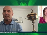Replay Le point sur la situation aux USA avec Thomas Levet : Golf+ Le Mag